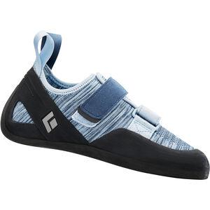 Black Diamond Momentum Climbing Shoes Dam blue steel blue steel