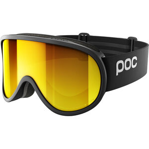 POC Retina Big Clarity Goggles uranium black/spektris orange uranium black/spektris orange