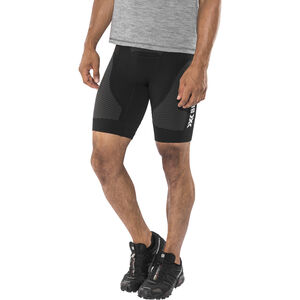 X-Bionic Speed Evo Running Pants Short Herr black/anthracite black/anthracite