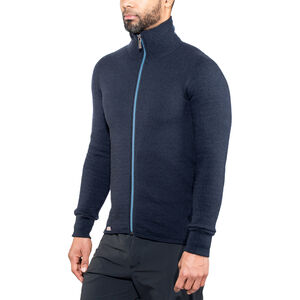 Woolpower 400 Full Zip Jacket Colour Collection dark navy/nordic blue dark navy/nordic blue