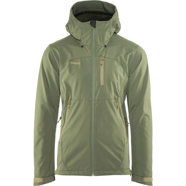 Bergans Selfjord Jacket Herr seaweed/khakigreen