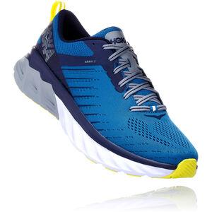 Hoka One One Arahi 3 Running Shoes Herr blue sapphire/mood indigo blue sapphire/mood indigo
