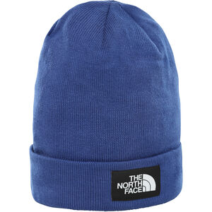 The North Face Worker Recycled Beanie Urban Navy/Blue Wing Teal Urban Navy/Blue Wing Teal