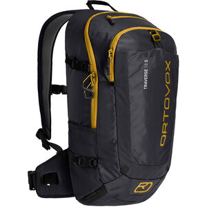 Ortovox Traverse 18 S Alpine Backpack black raven black raven