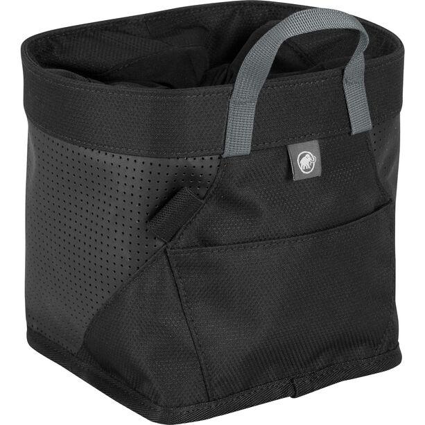 Mammut Stitch Boulder Chalk Bag black
