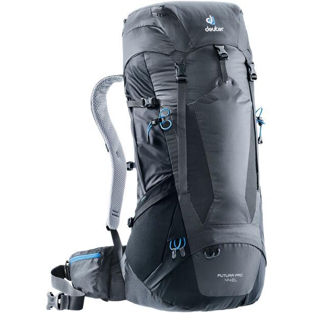 Deuter Futura Pro 44 EL Backpack graphite-black