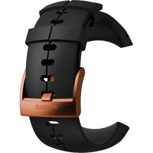 Suunto Spartan Ultra Silicone Strap black copper black copper