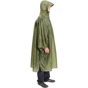 Exped Pack Poncho UL green green