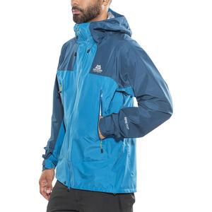 Mountain Equipment Quarrel Jacket Herr lagoon blue/marine lagoon blue/marine