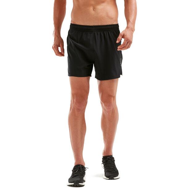 """2XU Xvent 5"""" Free Shorts Herr black/black"""