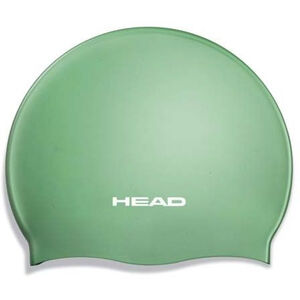 Head Silicone Moulded Swimcap green green