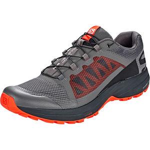 Salomon XA Elevate Shoes Herr magnet/black/cherry tomato magnet/black/cherry tomato