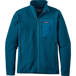 Patagonia R2 TechFace Jacket Herr big sur blue big sur blue