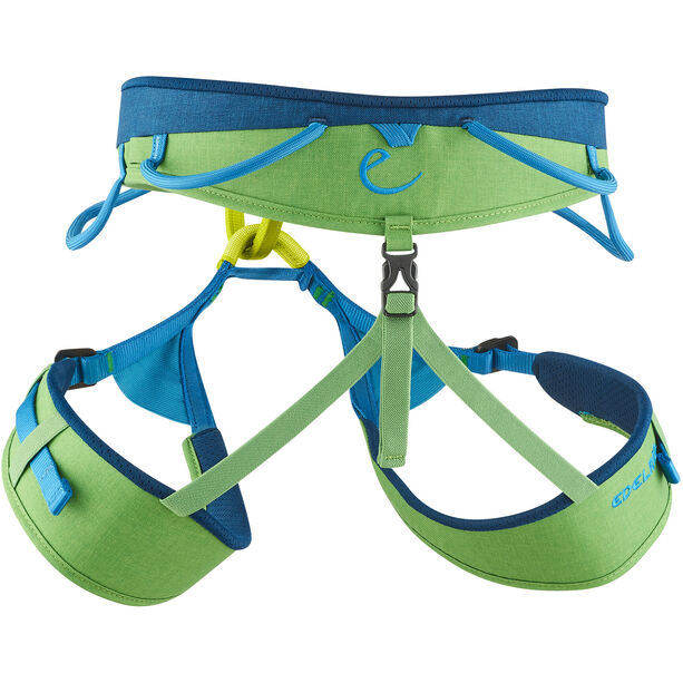 Edelrid Jay III Harness Herr green pepper
