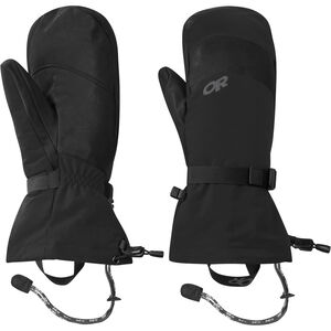 Outdoor Research Highcamp Mitts Herr Black Black