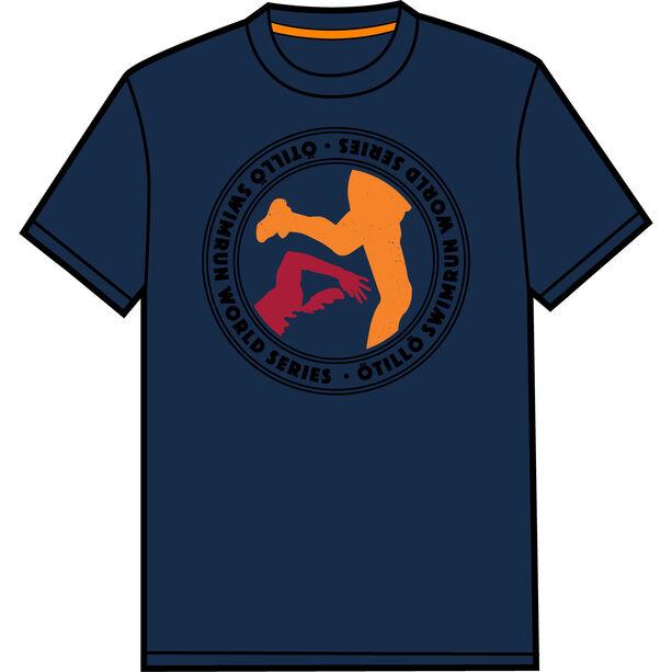ÖTILLÖ T-shirt Design 2 Dam navy