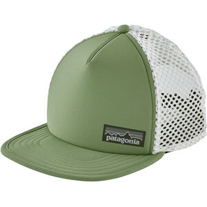Patagonia Duckbill Trucker Hat matcha green matcha green