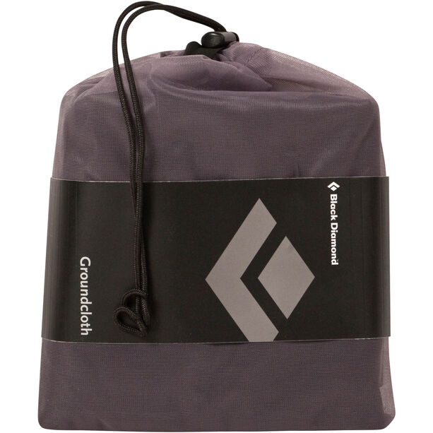 Black Diamond Firstlight I-Tent 2P Ground Cloth grey