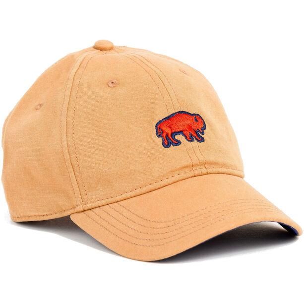 United By Blue Bison Baseball Hat Khaki