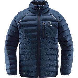 Haglöfs Essens Mimic Jacket Ungdomar Tarn Blue Tarn Blue