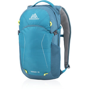 Gregory Nano 18 Backpack meridian teal meridian teal