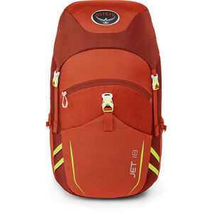 Osprey Jet 18 Junior Barn strawberry red strawberry red