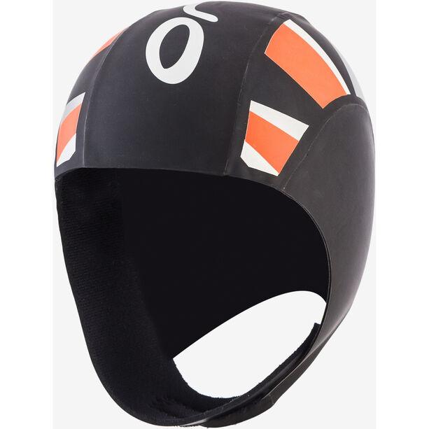ORCA Thermal Swim Cap black