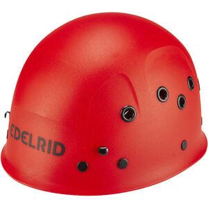 Edelrid Ultralight Helmet Barn red red