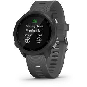 Garmin Forerunner 245 GPS Smartwatch Black/Slate Black/Slate