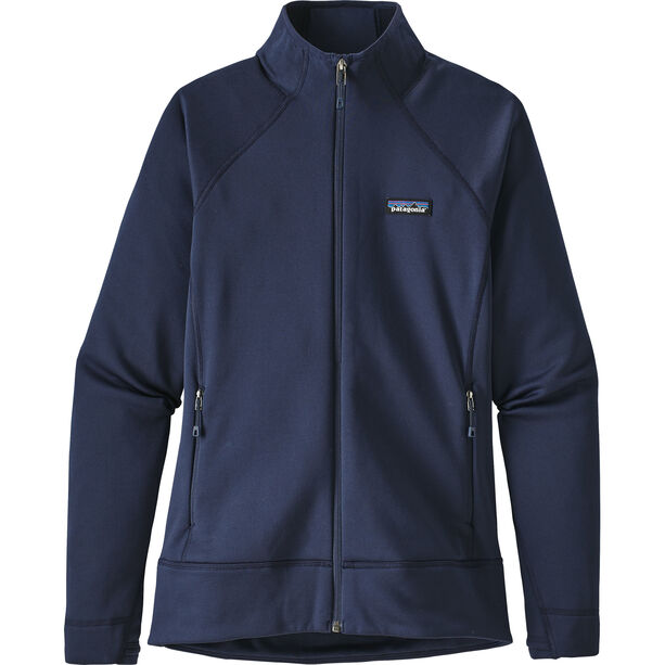 Patagonia Crosstrek Fleece Jacket Dam classic navy