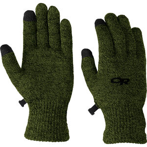 Outdoor Research Biosens Liners Gloves Herr evergreen evergreen