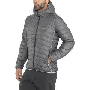 Meru Amberly Padded Jacket Herr black melange black melange