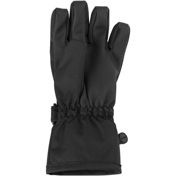 Reima Pivo Gloves Barn black