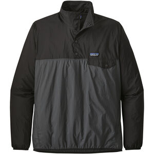 Patagonia Houdini Snap-T Pullover Herr forge grey forge grey
