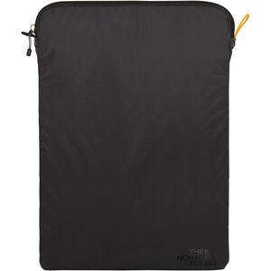 The North Face Flyweight Laptop 15 Sleeve asphalt grey/tnf black asphalt grey/tnf black