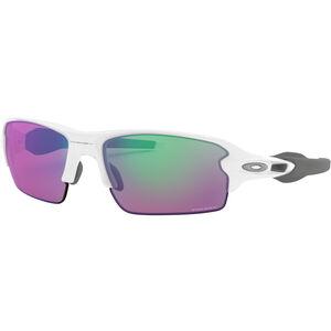 Oakley Flak 2.0 Sunglasses Polished White/Prizm Golf Polished White/Prizm Golf
