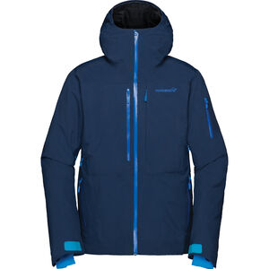 Norrøna Lofoten Gore-Tex Insulated Jacket Herr indigo night indigo night
