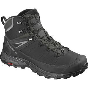 Salomon X Ultra Mid Winter CS WP Shoes Herr black/phantom/quiet shade black/phantom/quiet shade