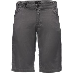 Black Diamond Credo Shorts Herr carbon carbon