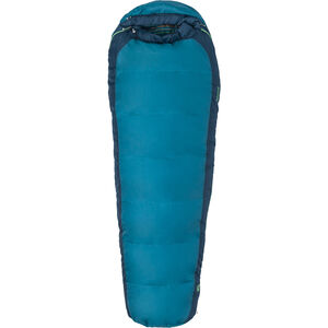 Marmot Trestles 30 Sleeping Bag Regular Barn pond green/double mint pond green/double mint