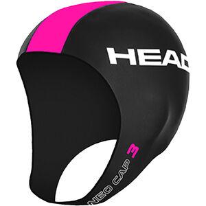 Head 3mm Swimcap black/pink black/pink