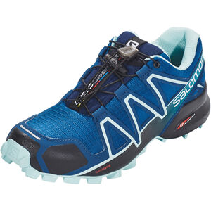 Salomon Speedcross 4 Shoes Dam poseidon/eggshell blue/black poseidon/eggshell blue/black