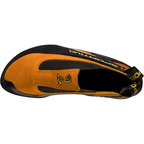 La Sportiva Cobra Climbing Shoes Herr orange