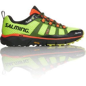 Salming Trail 5 Shoes Herr fluo yellow fluo yellow