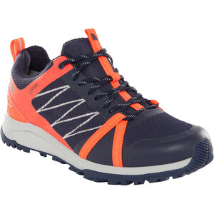 The North Face Litewave Fastpack II GTX Shoes Dam peacoat navy/fiery coral peacoat navy/fiery coral