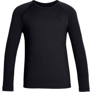 Icebreaker Oasis LS Crewe Shirt Barn black black