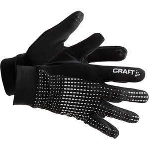 Craft Brilliant 2.0 Thermal Gloves black solid black solid