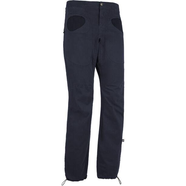 E9 Rondo Slim Pants Herr Blue Navy
