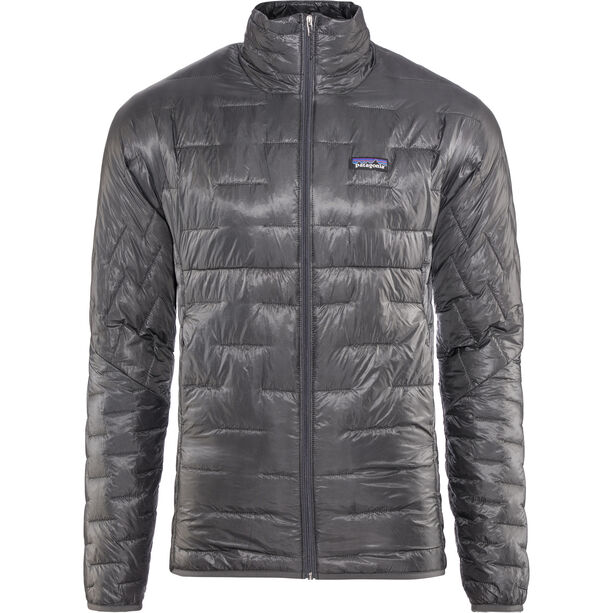 Patagonia Micro Puff Jacket Herr forge grey