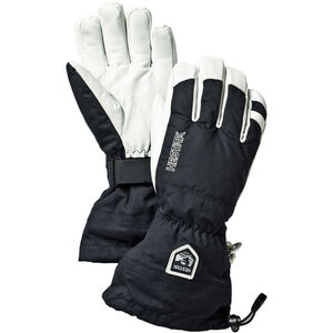 Hestra Army Leather Heli Ski Gloves svart svart